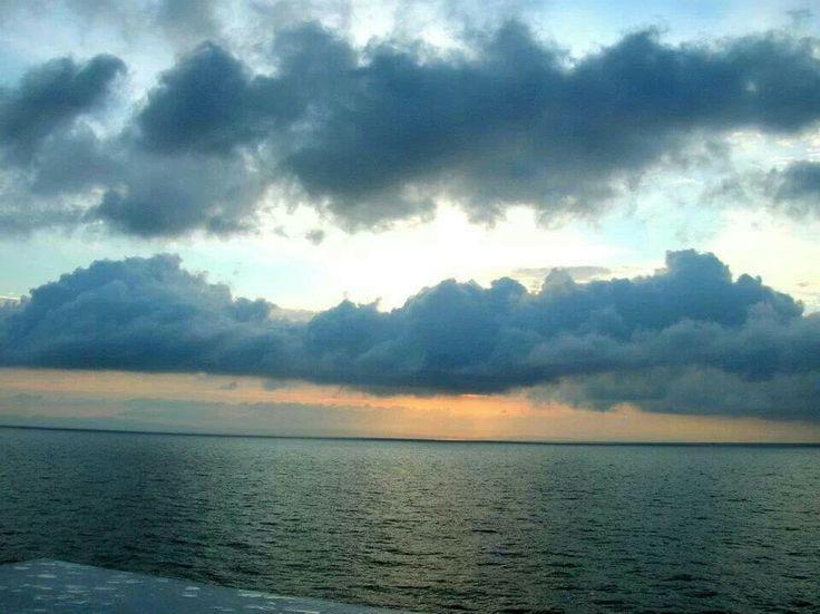 Sardegna's sunrise