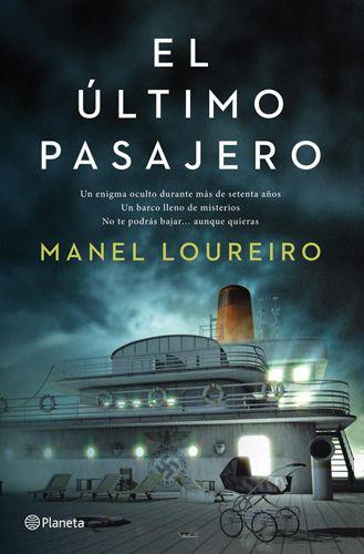 El último pasajero (Manel Loureiro)