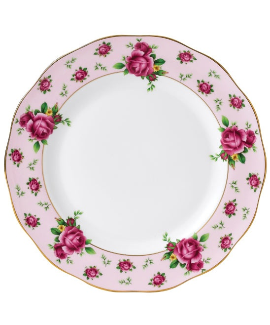 Royal Albert New Country Roses in Pink