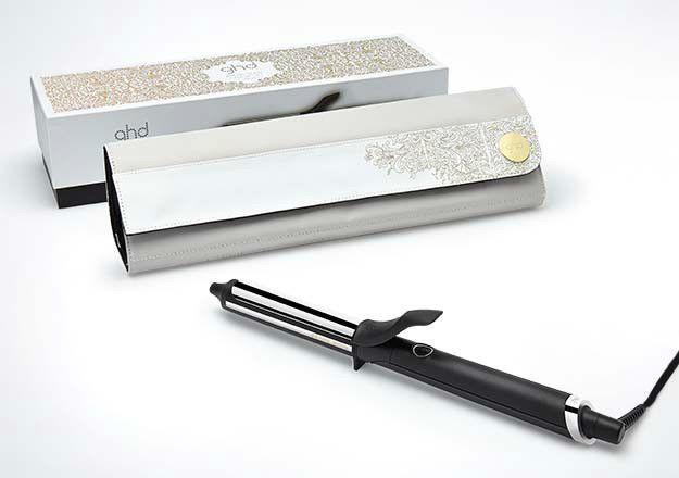 ARCTIC GOLD ghd Curve CLASSIC CURL TONG Gift Set Curling Iron RRP$230 SAVE$50