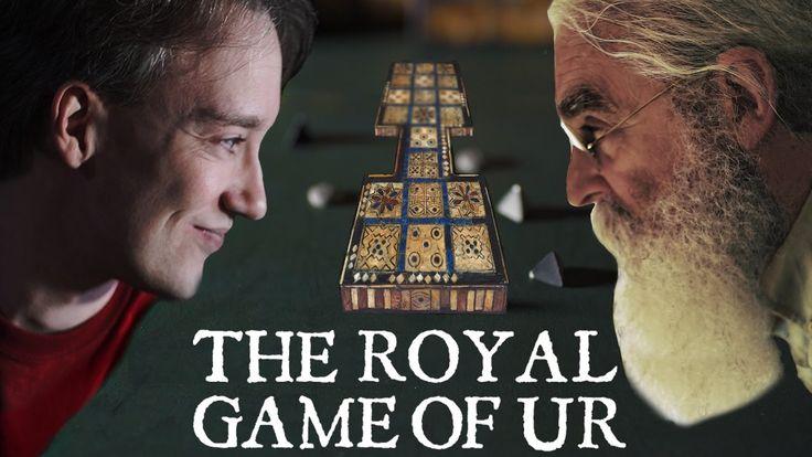 Tom Scott vs Irving Finkel: The Royal Game of Ur | PLAYTHROUGH | Interna...