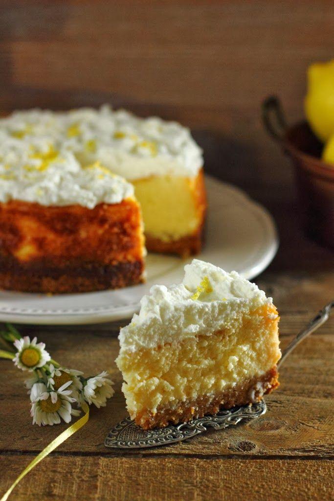formine e mattarello: Classic Lemon Cheesecake