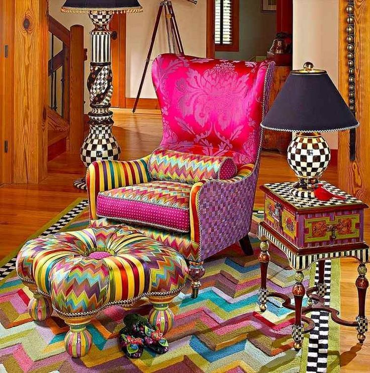 17 meilleures id es propos de tapis chevrons sur for Housse de fauteuil bergere