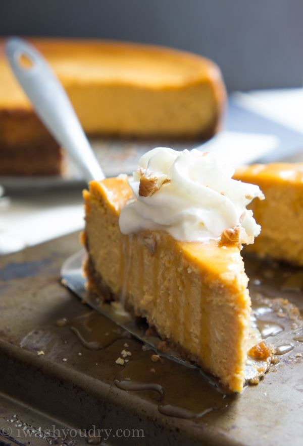Pumpkin Cheesecake | Foods,recipes,dishes, cooking etc. | Pinterest