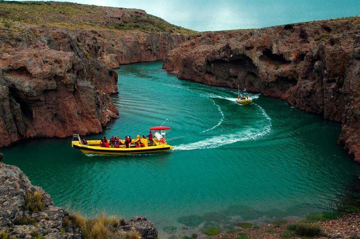 Puerto Deseado. Argentina