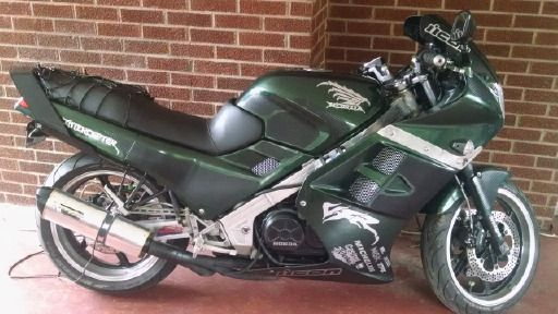 Check out this 1987 Honda Vfr 750F listing in Madison heights, VA 24572 on Cycletrader.com. It is a Sportbike Motorcycle and is for sale at $2500.