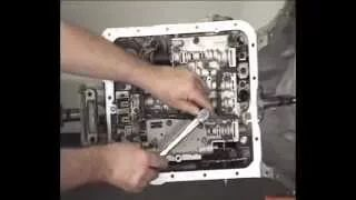 como arreglar una transmision automatica - YouTube