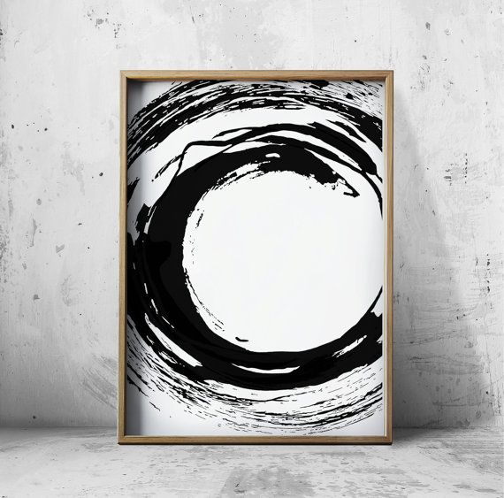 black and white prints abstract art prints by