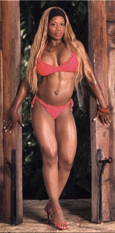 Diva jacqueline videos desnudo Wwe negro