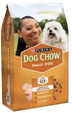 $2 off any One Bag of Purina Dog Chow Small Dog Brand Dog Food ($2.97 at Walmart after the coupon)