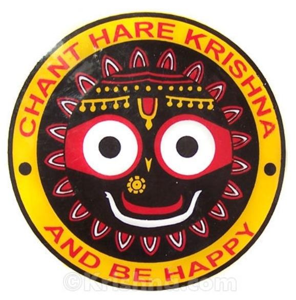 Chant Hare Krishna and Be Happy