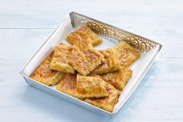 Boterkoek met rozemarijn en abrikozen - Recept - Allerhande