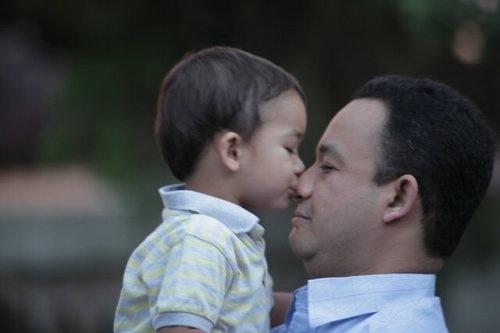 Pak Anis Baswedan & son :')