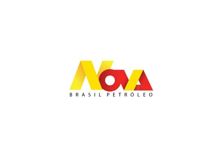 Logo criado para marca Nova
