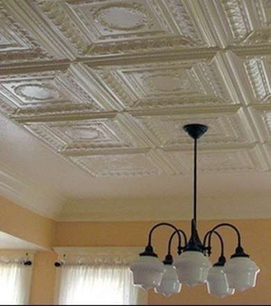 10 ways to bring historic style home tin ceiling - Tin Ceilings