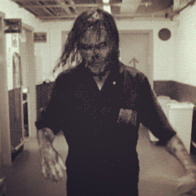 Jay Weinberg. Slipknot