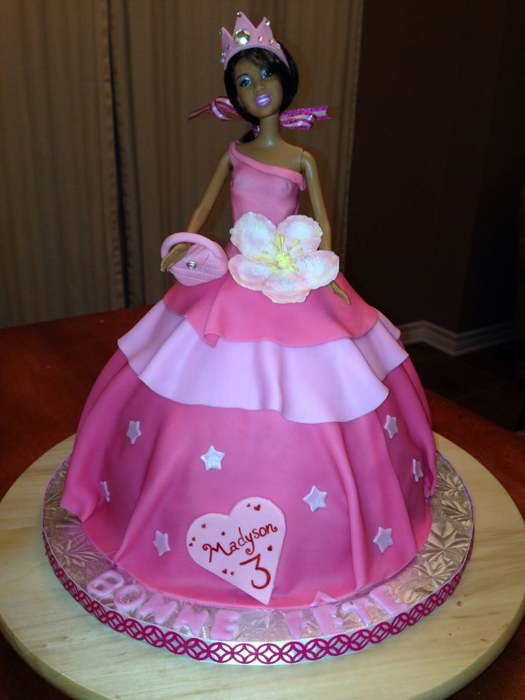barbie birthday cake 58 best images about rochelle s cake on 1496