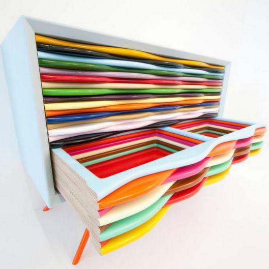 """IL DESIGNER ARTISTA CHE CREA ARREDI """"POP""""  http://designstreet.it/la-vita-a-colori-di-anthony-hartley/ #designstreetblog #design #popdesign"""