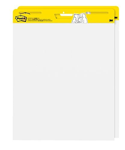 """Is the Post-it Self-Stick Easel Pad, 25 x 30.5 Inches, 30-Sheet Pad (2 Pack)  Truly worth the money in addition to all the """"top product deals EVER""""  buzz? Are there better product options other than the Post-it Self-Stick Easel Pad, 25 x 30.5 Inches, 30-Sheet Pad (2 Pack) ? Is this just ano..."""
