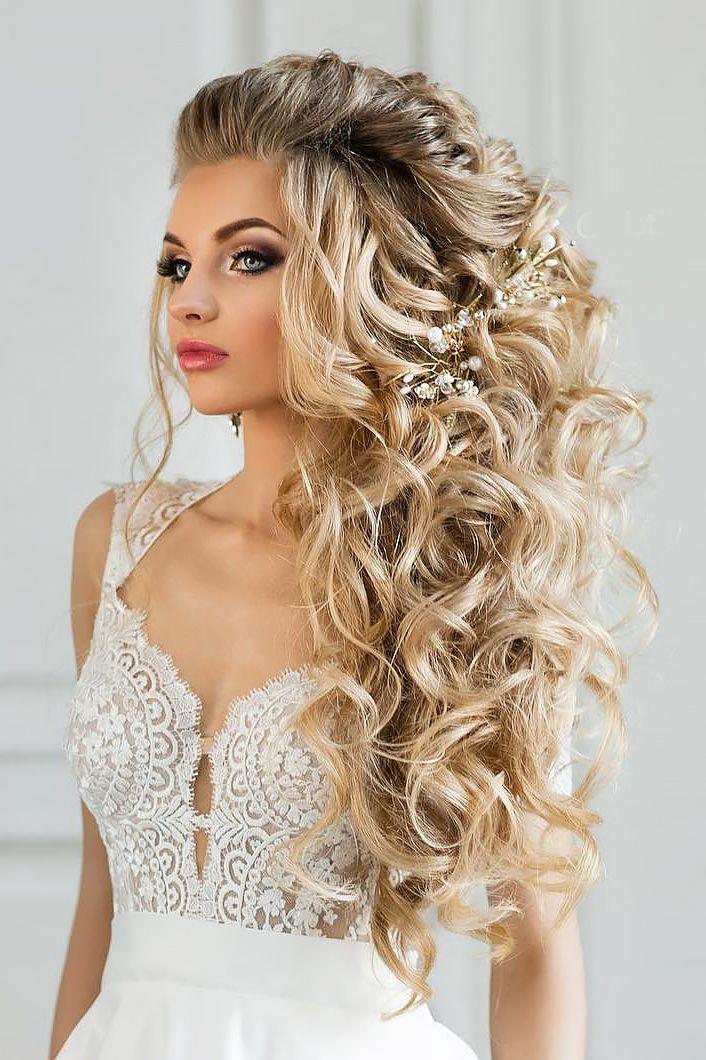 Best 25 Unique wedding hairstyles ideas on Pinterest  Wedding hair updo Wedding updo and