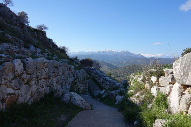 Древняя Греция: Микены и Эпидавр - Дмитрий