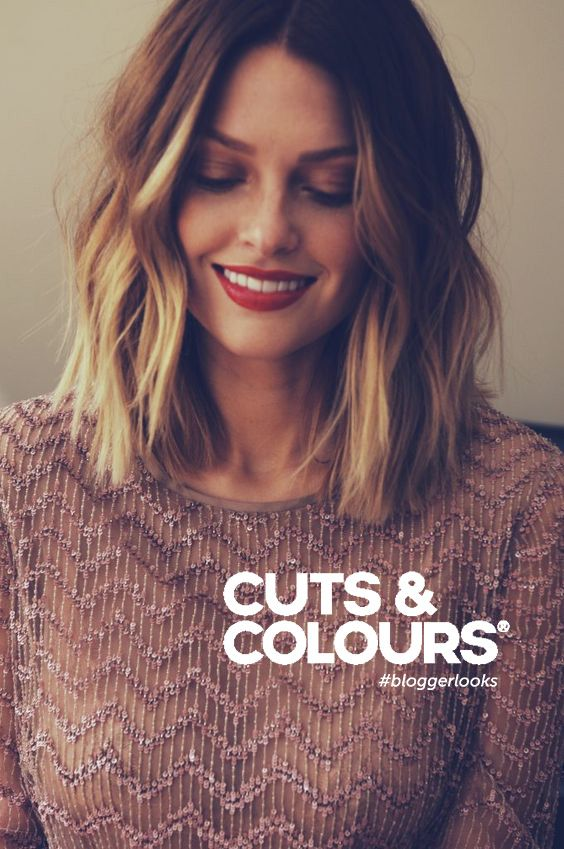 Balayage | halflang haar | CUTS & COLOURS                                                                                                                                                                                 More