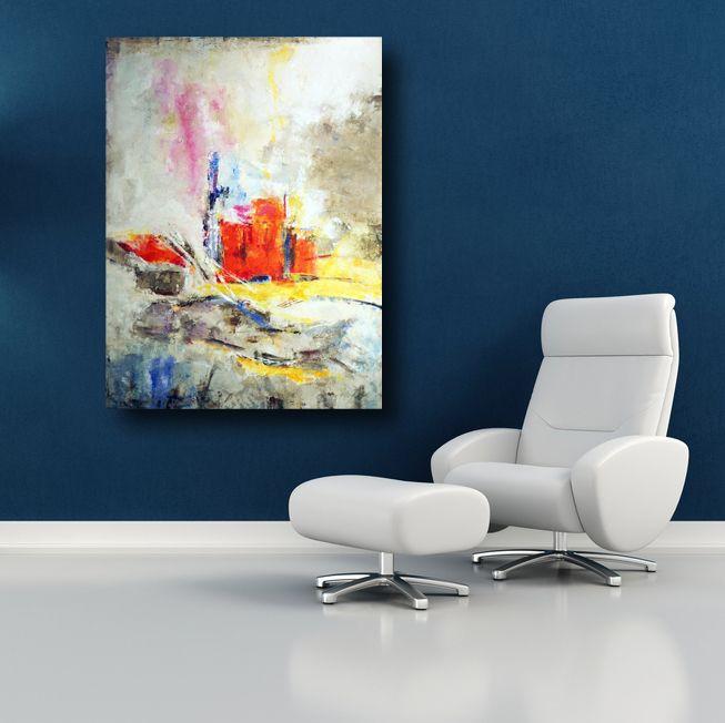42 besten Moderne Gemälde Bilder auf Pinterest Moderne gemälde - kunst fürs wohnzimmer