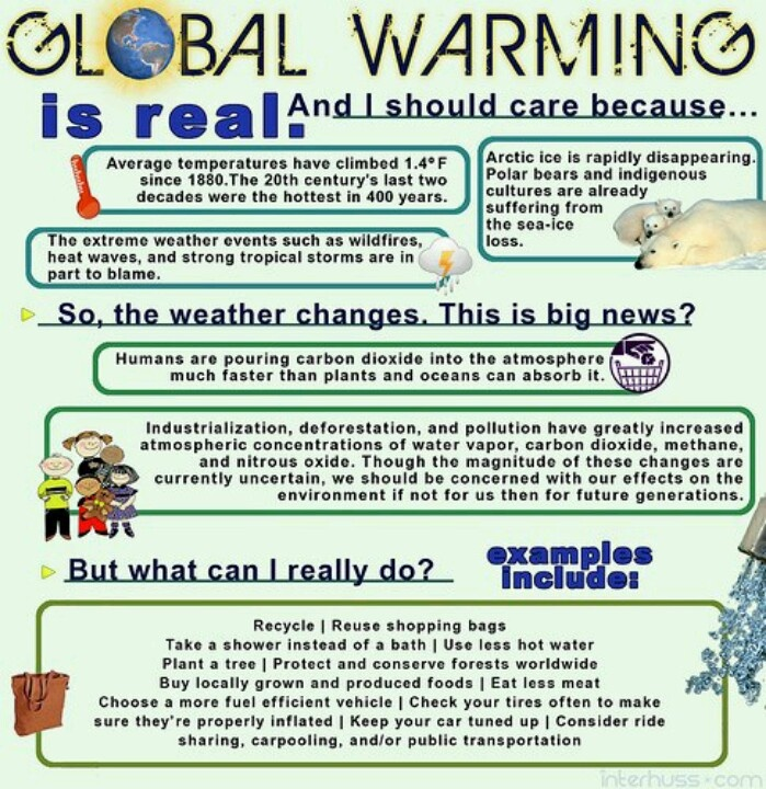 essay on global warming 300 words