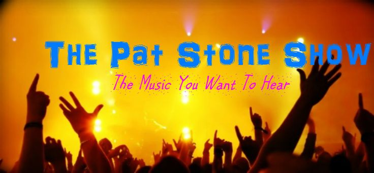THE PAT STONE RADIO SCHEDULES  After weeks of working on the Return of The Pat Stone Show, I am happy, proud and honored to announce the schedule for all three of the Stations: