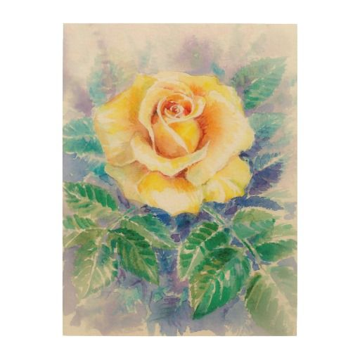 Rose  wood canvas