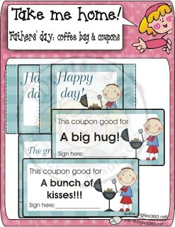 Teaching Blog Addict: Happy Father's day ideas - free printables