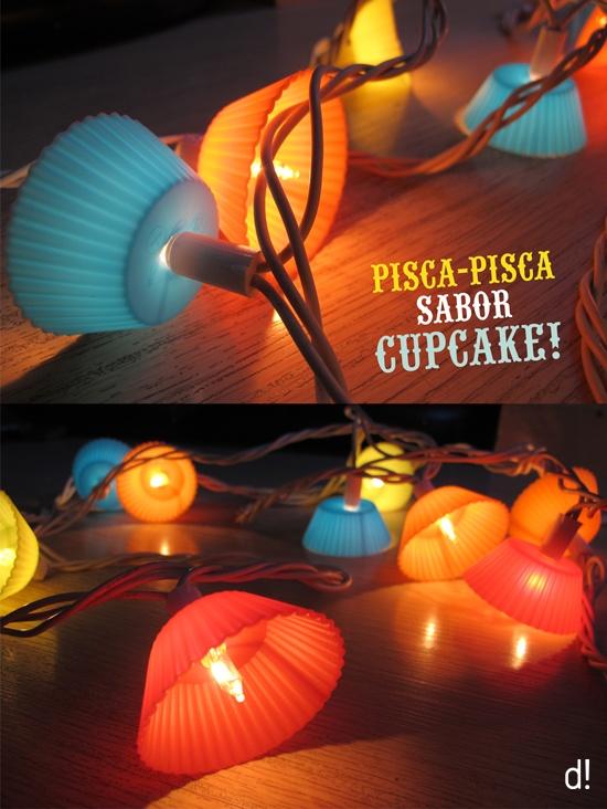 Decorviva! - Inspiração no tom da decoração.: Luzes de Natal, o ano todo!