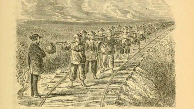 an introduction to the history of the laborers on the transcontinental railroad American history - part 2  railroad laborers:  the building of the transcontinental railroad was not the end of railroad construction.