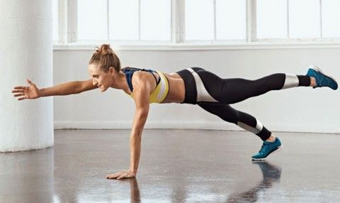 The 7-Minute Abs Workout That Will Fire Up Your Core