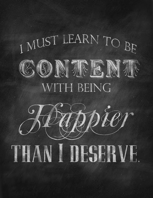 """I must learn to be content with being happier than I deserve."" #janeausten Be…"