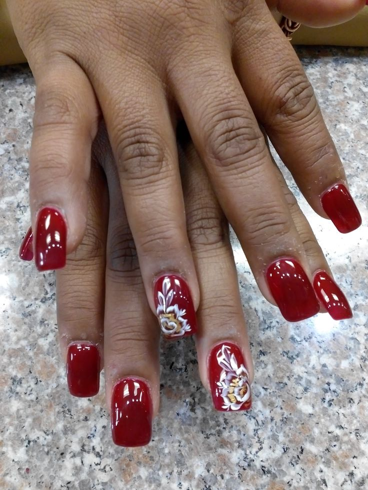 NAIL DESIGN BY MEGAN - ORCHID NAILS and SPA in VALLEJO