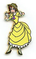 Disney Jane - Tarzan Series Pin