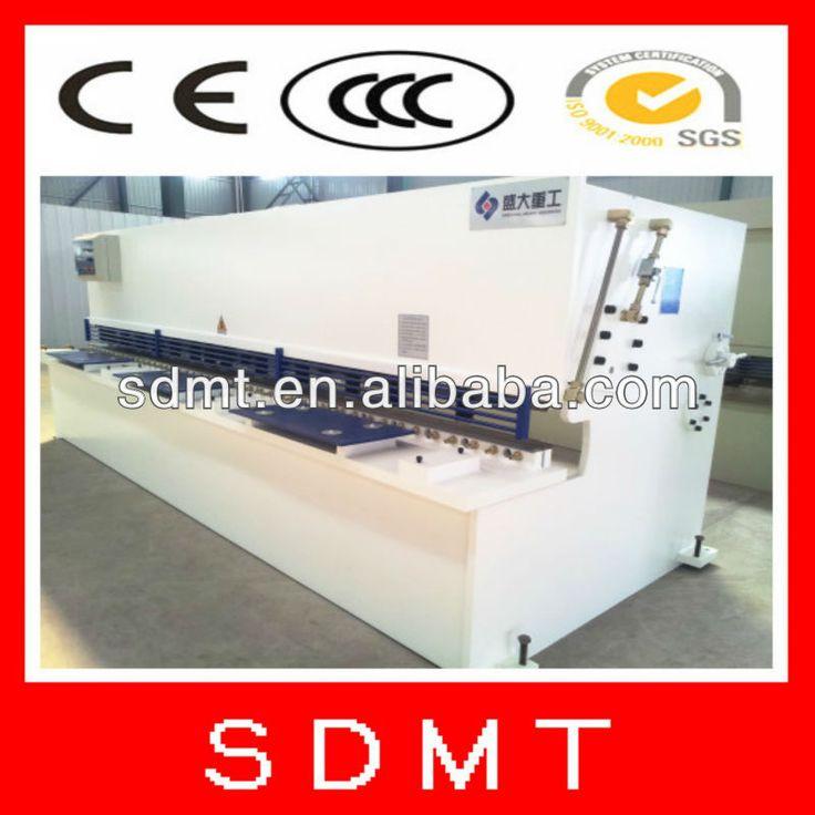 QC12Y-6X3200 Hydraulic Shearing Machine  1.Schneider Electric   2.Servo motor  3.CE certificated  4.E200S  E21S System