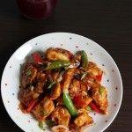 chilli chicken dry recipe, chinese chilli chicken recipe
