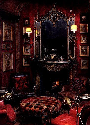 17 best images about tim burton 39 s closet inspired house for Vampire bedroom designs