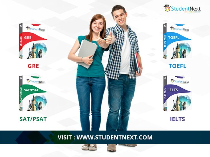 Are you preparing for GRE, IELTS and TOEFL, Studentnext offering GRE, IELTS and TOEFL practice test. for more details visit http://studentnext.com/