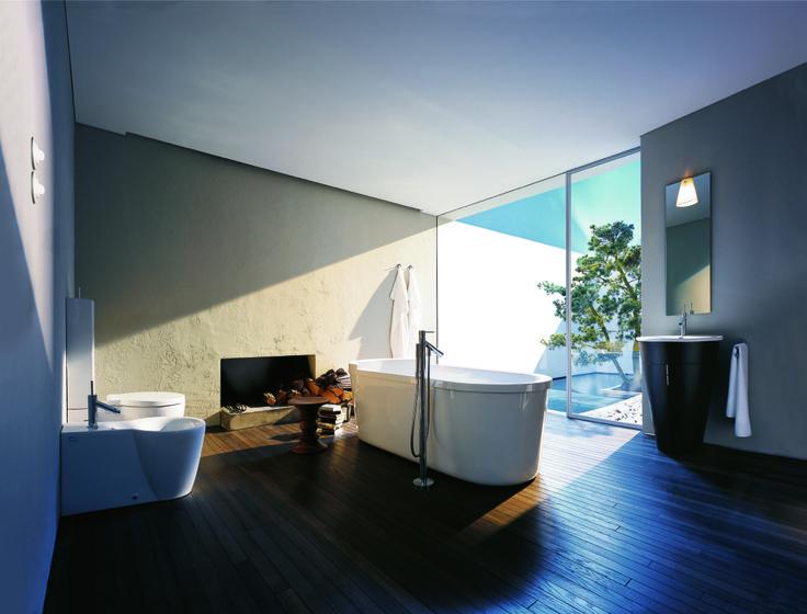 Le pionnier de la salle de bains salon : Starck pour Duravit et Axor-Hansgrohe