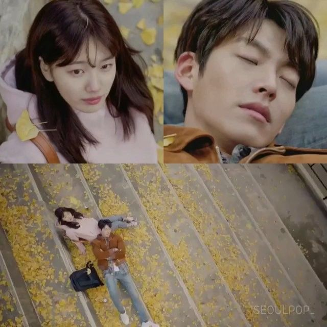 Kim Woo Bin and Suzy's first teaser for KBS melodrama Uncontrollably Fond | A Koala's Playground