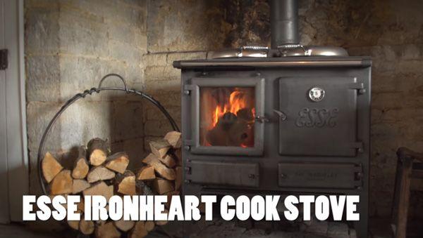 ESSE Ironheart river cottage demonstration