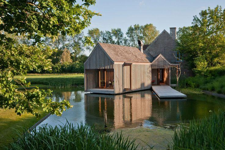 Wim Goes Architectuur, Laura Bown · Refuge. Flanders, Belgium · Divisare