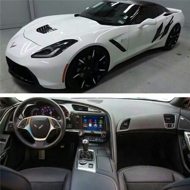 Corvette Love