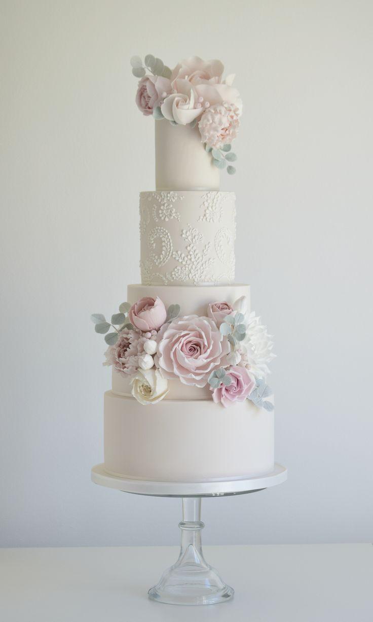 7071 best Wedding Cakes So Elegant images on Pinterest | Cake ...
