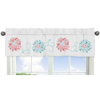 Shop for Sweet Jojo Designs Emma Collection 15-inch x 54-inch Window Curtain Valance. Free Shipping on orders over $45 at Overstock.com - Your Online Nursery Decor Shop! Get 5% in rewards with Club O! - 19221822