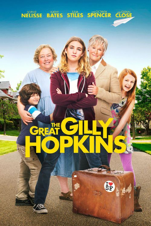 Watch The Great Gilly Hopkins Full-Movie