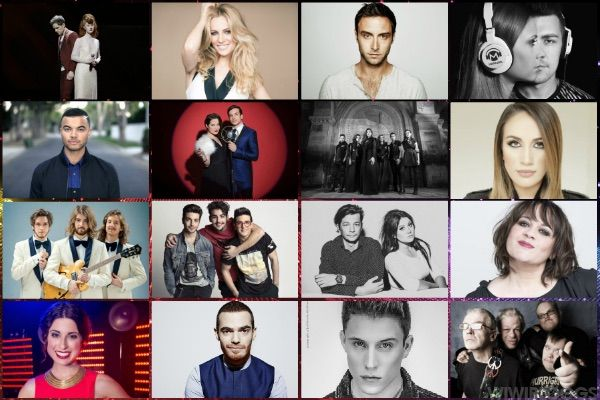 Poll: Who should win the Eurovision Song Contest 2015?